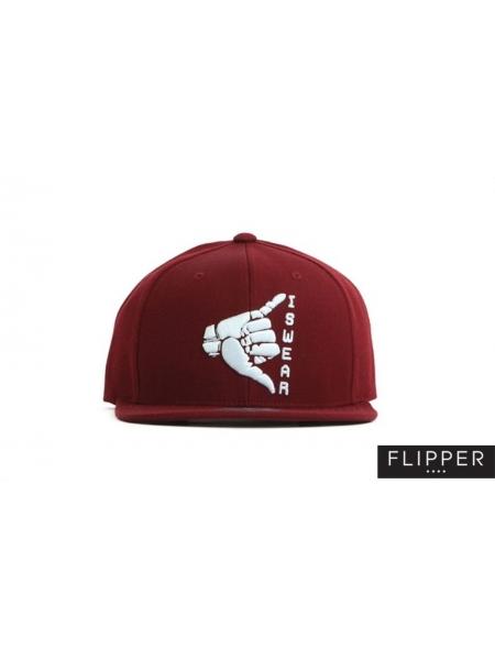 Premier Flipper 棒球帽系列_I Swear FL026
