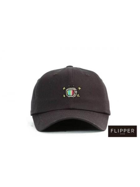 Premier Flipper 小童鴨舌帽系列_TV (炭灰色)