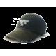 Premier Flipper Ballcap_香港限定系列_DEAR MORNING I HATE YOU 刺繡圖案 (做舊黑色)