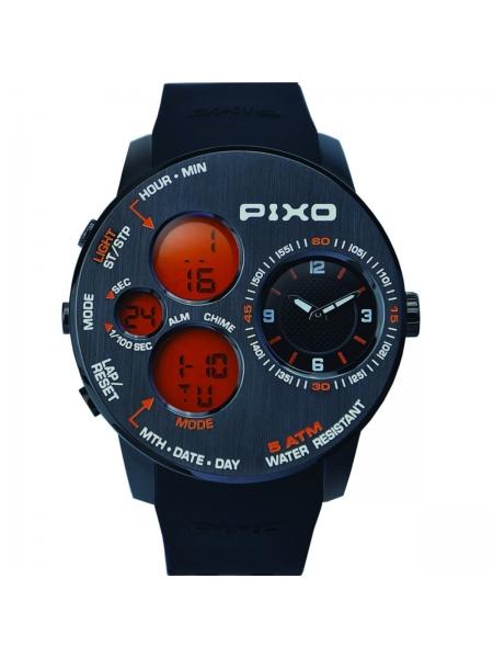PX-5 Time Panel 系列黑色+橙色